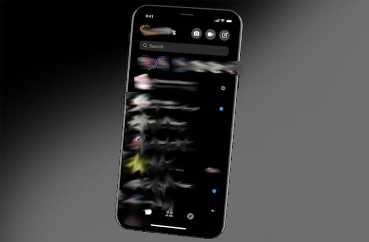 Messenger dark mode hamarosan érkezik