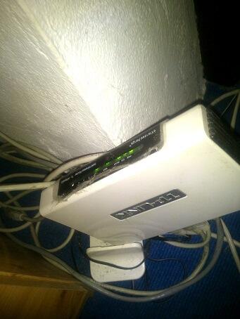 internetes sebbeségmérő router
