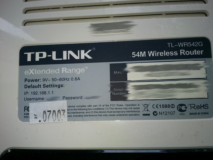 wifi router beállítása tplink