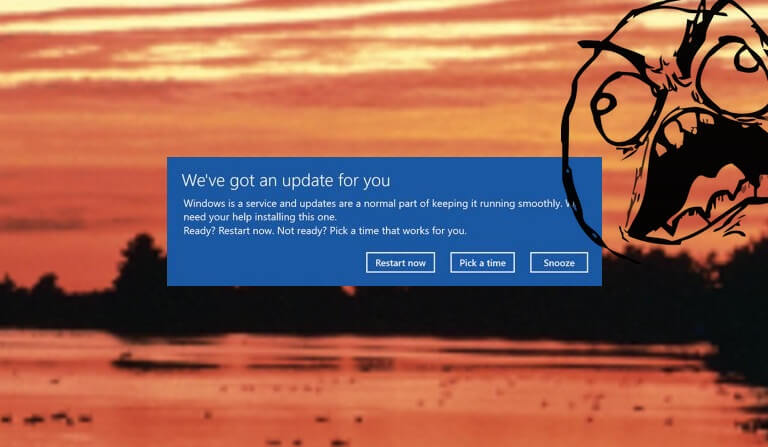 windows 10 frissítés online
