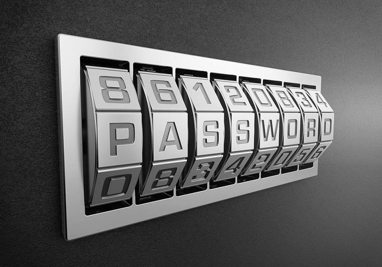alkalmazás zár kód password