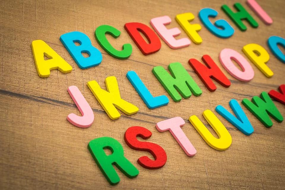 Szókereső betűkből játékok